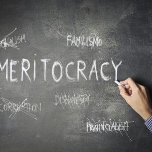 Clinton D.C. Home and a True Meritocracy