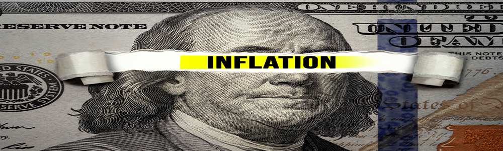 Inflation! It's Inflation! Run For Your Lives