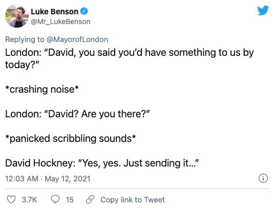 Luke Benson Twitter