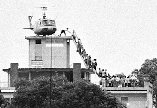 United States embassy in Saigon